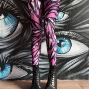 Tesla pink leggings image 2