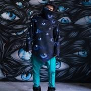 Night king assassin hoodie image 4